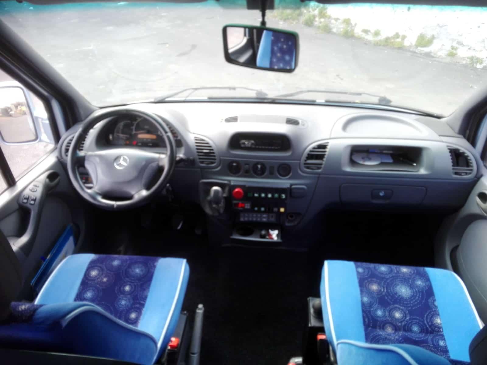 Minivan - Interni - Pennisi