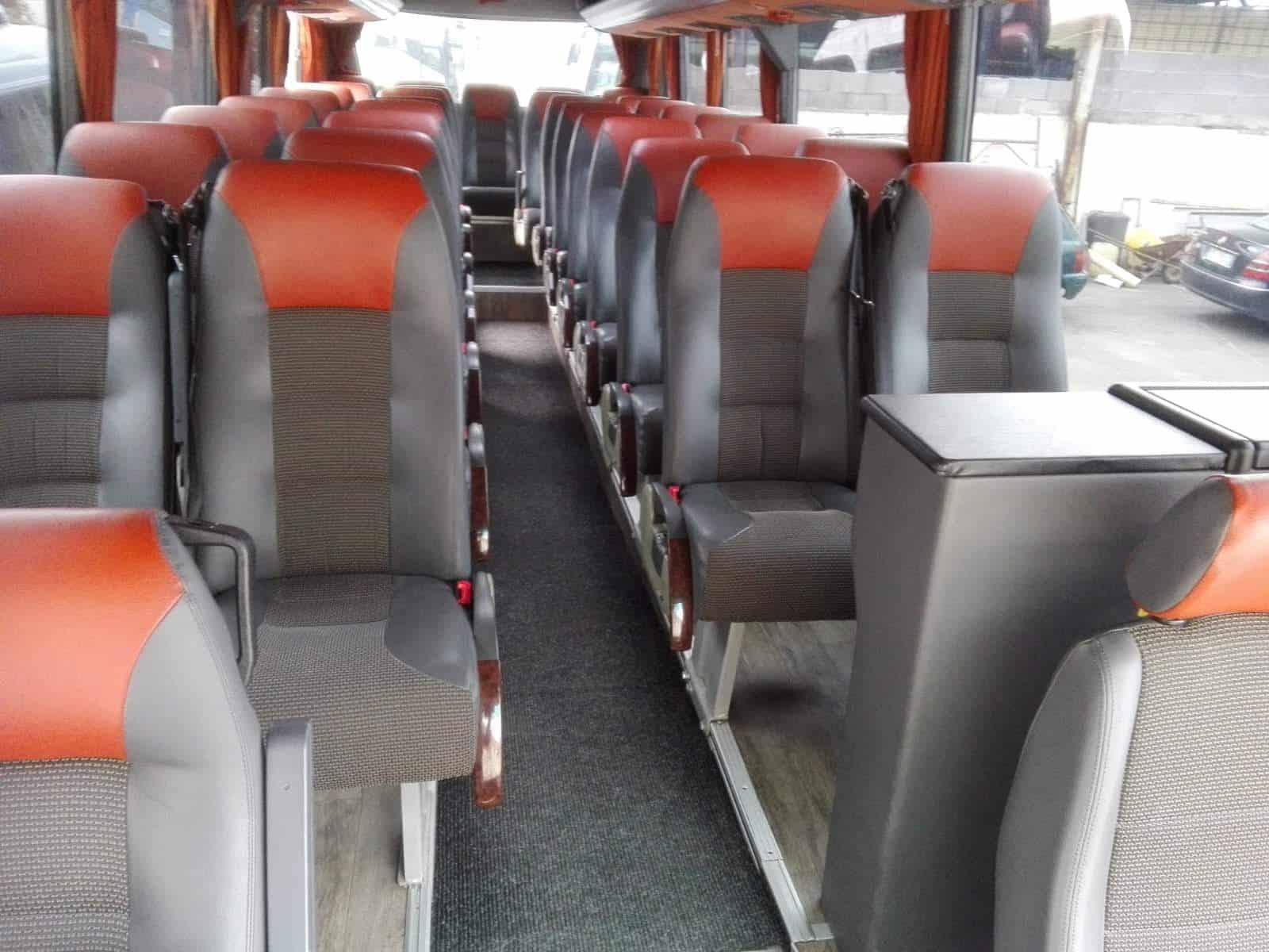 Minibus - Interni - Pennisi